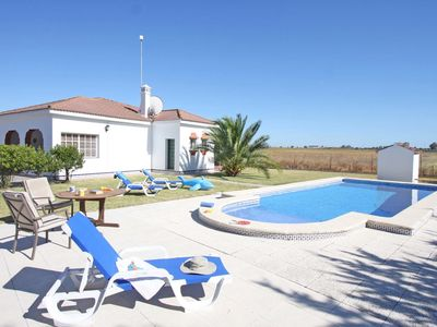 Photo for 3 Bedroom Villa With Private Pool - All Mod Cons, Lovely Pool Patio & Wifi....