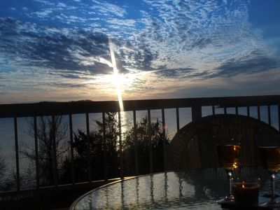 Photo for Fabulous Patio View Overlooking The Main Channel Of Table Rock Lake