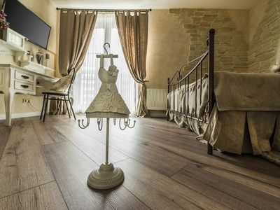 Photo for Romantic and cosy apartment in Provence style