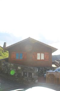 Photo for Casa dos Manos -Wooden House -Excellent View -Full Relaxation -Welcome