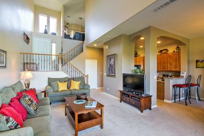 The home features 1,800 square feet of well-designed living space.