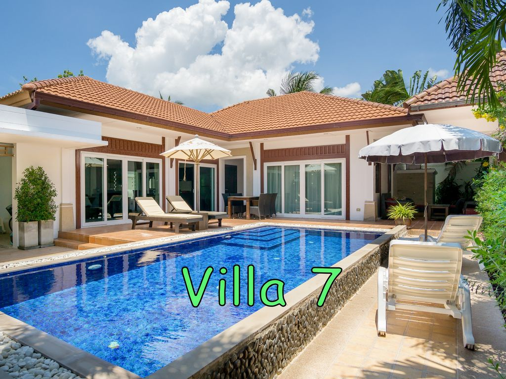 BUSABA POOL VILLAS  HUA HIN  HomeAway
