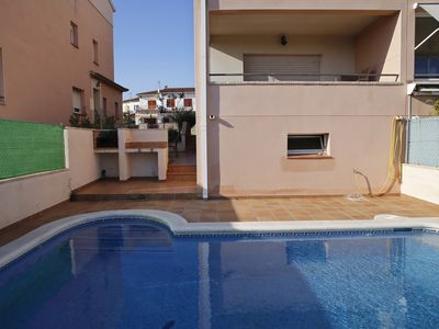 Photo for AT131 PINTOR FORTUNY: House for 8 people with private pool 1 km from the beach