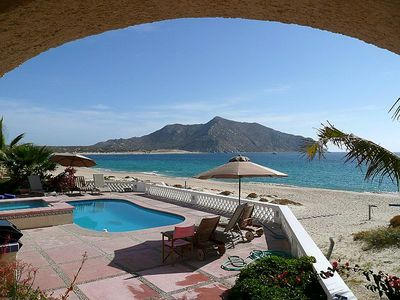 Photo for VILLA LOS FRAILES: PERFECT AWAY FROM IT ALL  VILLA