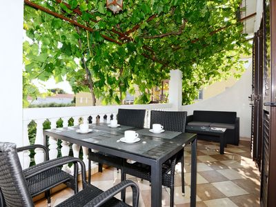 Photo for Apartments Stipe (24551-A2) - Vodice