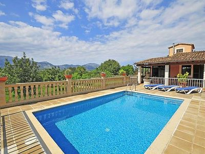 Photo for Vacation home Tramuntana  in Inca, Mallorca - 6 persons, 3 bedrooms