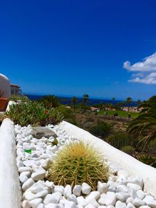 Photo for FANTASTIC APARTMENT WITH SEA AND TEIDE VOLCANO VIEWS - 2 TERRACE AND HEATED POOL