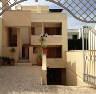 Photo for Leuca mini air-conditioned penthouse 100 m from the sea.