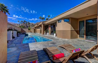 Photo for Modern, Luxury 3BR/4BA Troubadour at PGA West