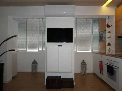 Photo for Remodeled apartment in Benfica, Lisbon