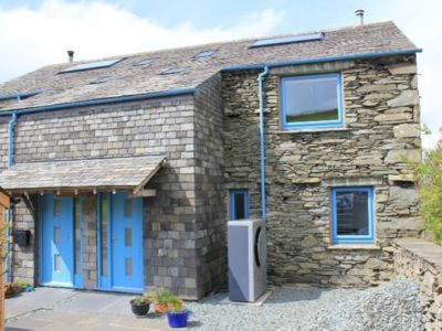 Photo for Carbon neutral, luxury eco barn conversion with stunning sea/mountain viewsviews