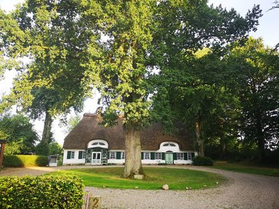 Photo for Holiday in historic thatched-roof estate from 1750
