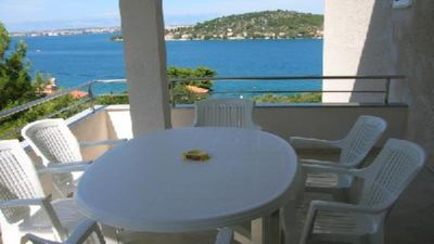 Photo for Apartment with magnificent sea view!