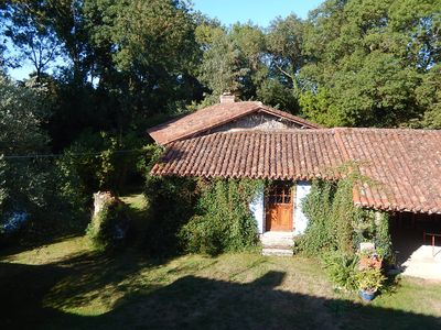 Photo for Lovely Riverside Cottage in South Vendee