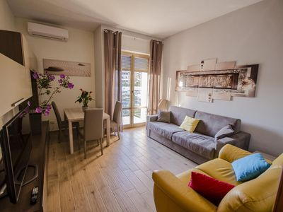 Photo for Holiday apartment Rome for 2 - 8 persons with 3 bedrooms - Holiday apartment