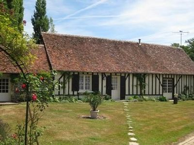 Photo for In the Pays de Brou storey house in the countryside Unverre
