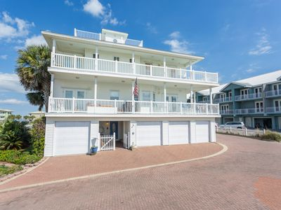 Delightful Gulf View 3 Townhome At White Sand Cottage 501 Photo For 3br House Vacation Al In Pensacola Beach Florida