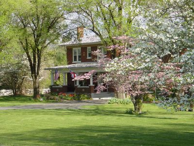 Photo for Guest House 3 miles from W&L and VMI. Walking distance to Virginia Horse Center!