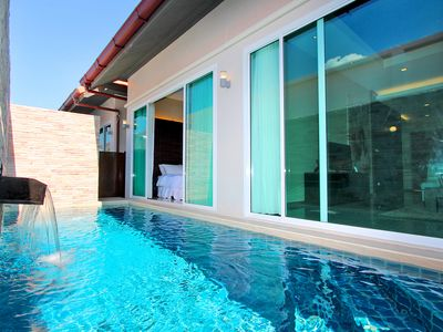 Photo for Long Stay with Private Pool  B10 (2 BR)