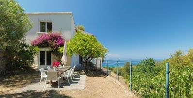 Photo for Magnificent 4 stars villa in a natural and artistic ambiance - Corsica