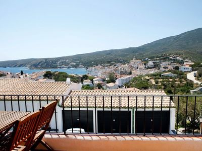 Photo for 101.03-Apartament with two bedrooms and terrace with sea views.