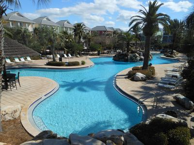 Photo for Clean Beach Home, Large Resort Pool, Free Beach Tram, Close to Everything, Gated