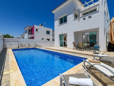 Photo for Avra Villa #55 - Villa in a quiet area, with excellent beaches nearby