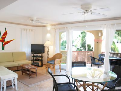 Photo for Modern 2 bedroom 2 bathroom 3 beach Condo in Barbados - self-catering