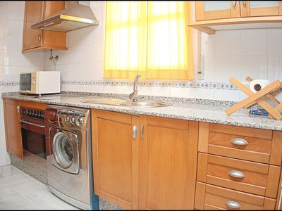 Photo for Apartment near the beach and centre