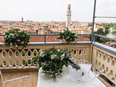 Photo for 1BR Apartment Vacation Rental in Verona (VR)