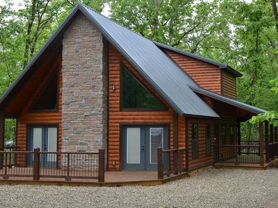 Photo for Tennessee Whiskey Cabin - Broken Bow Oklahoma