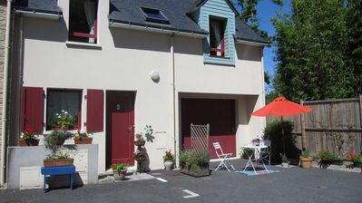 Photo for In the beautiful Morbihan coastal region, a holiday haven.