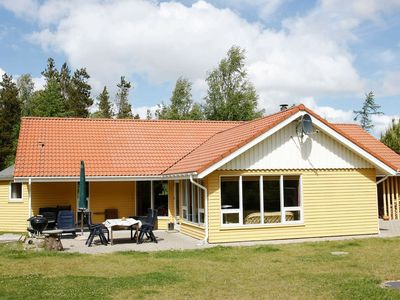 Photo for Vintage Holiday Home in Hojslev Jutland with Sauna