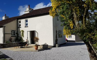 Photo for Relax and Unwind in this beautiful Country Cottage on pretty Devon smallholding