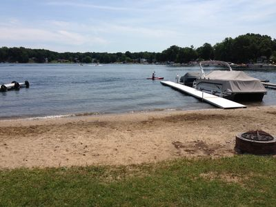 Photo for Beautiful Lake Home On All Sports Little Crooked Lake