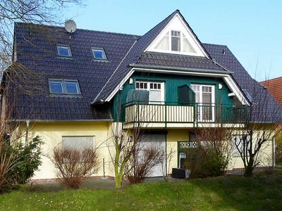 Photo for cozy apartment near the Darßwald, beach chair on balcony, WiFi, 4 pers.