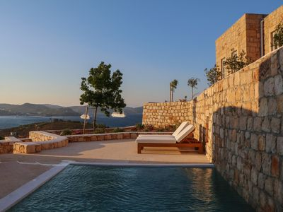 Photo for 2BR Villa Vacation Rental in Patmos