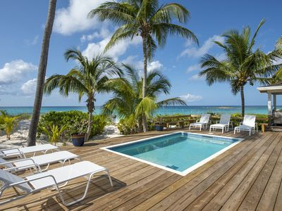 Photo for New Beachfront House On Famous French Leave Beach w/NEW POOL