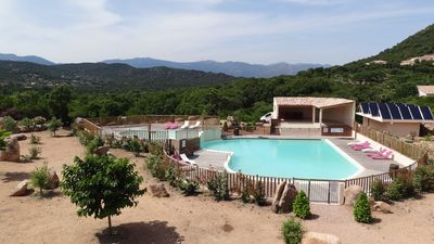 Photo for PROMO.  PORTO VECCHIO St GIULIA T 3 tt comfort 1.5 km from the most beautiful beach