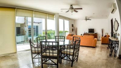 Photo for Spacious Penthouse At Mamitas Beach