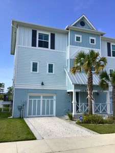 Photo for Beautiful  Townhome located in the private Lost Key Beach and Golf Club.
