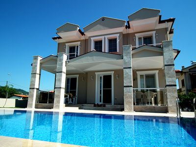 Photo for Villa Zambak 6 bedrooms all ensuite with private pool and gardens