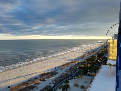 Photo for Monthly Snowbird Special! - 1 Br Oceanfront (Amazing Price)