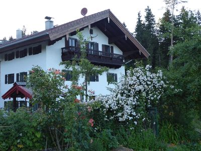 Photo for Vacation in the countryside with a mountain view near Lake Chiemsee