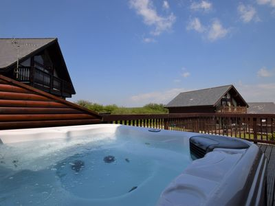 Photo for 4 bedroom Log Cabin in Newquay - 57053