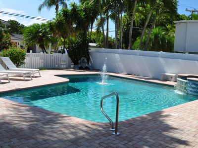Photo for Las Olas Central Waterfront W/ Private Pool & Spa Close to Beach