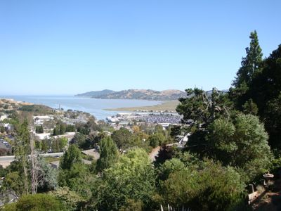 Photo for Bright modern one bedroom apartment with Stunning view over the bay