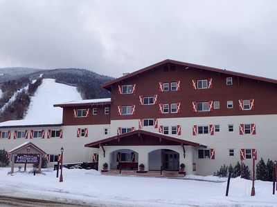 Photo for Apartment rental at Mittersill Alpine Resort - Cannon Mountain Ski Area