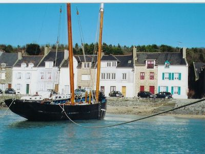 Photo for Fishermen's house in Cancale - Port de la Houle-Ground Floor Apartment