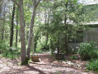 Photo for Waterview in Cotuit - Privacy on Popponesset Bay